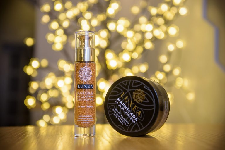 STIGLA JE LUXEA – nova linija domaće kozmetike u službi blistave kože i preplanulog tena